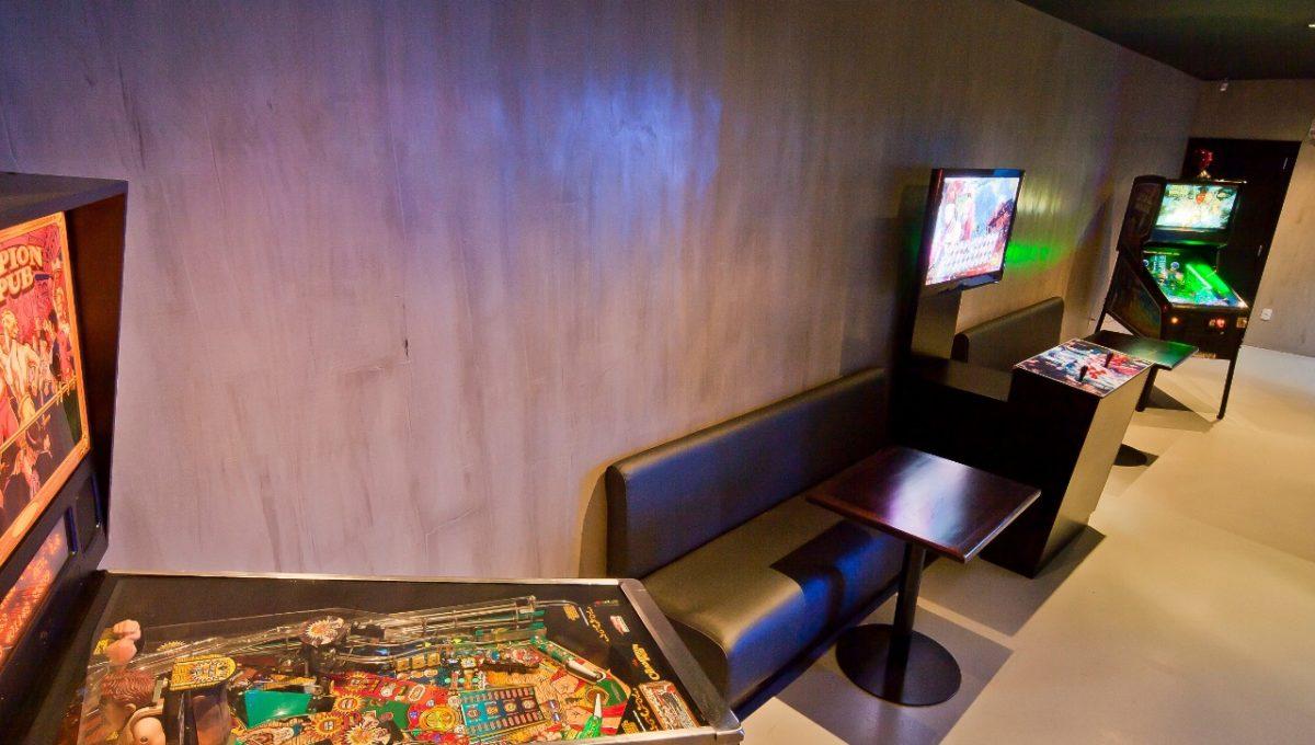Nibbles Food & Fun área de jogos